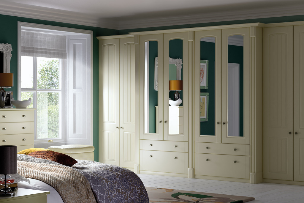 traditional fitted wardrobes in belfast